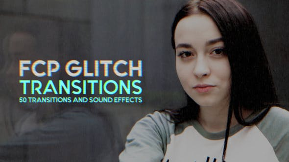 Cover Image for FCP Glitch Transitions