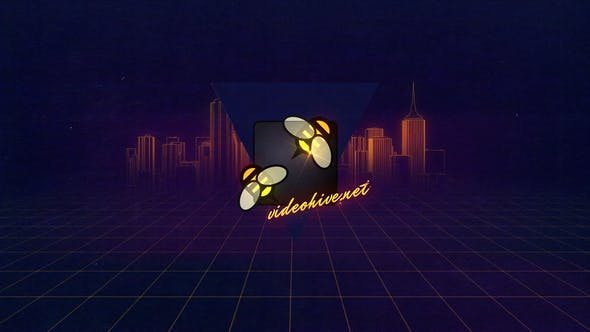 VHS Logo Opener