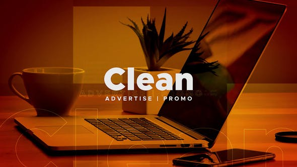 Thumbnail for Clean Advertise Promo