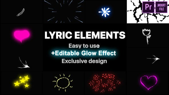 Thumbnail for Lyric Elements
