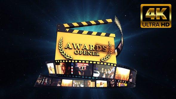 Thumbnail for Ouverture des Prix du cinéma