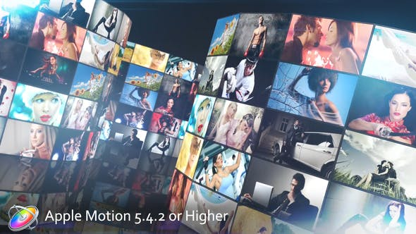 Thumbnail for MultiScreen Studio V3 - Apple Motion