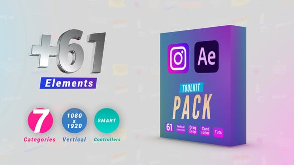 Thumbnail for Instagram Toolkit Pack