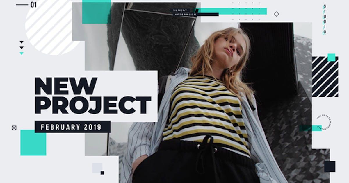 Download Modern Glitch Promo by shymoff