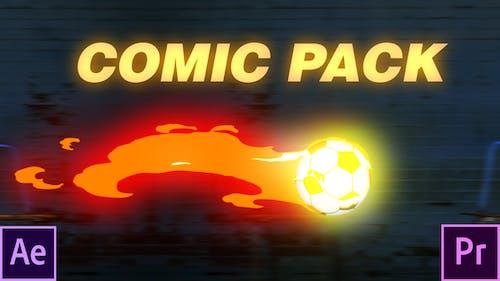 Comic Fx Pack