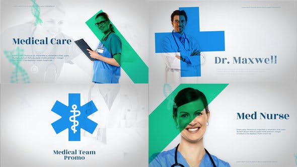 Thumbnail for Medico - Medical Team Promo