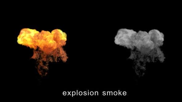 Thumbnail for Explosion Smoke