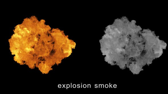 Thumbnail for Explosion and Smoke