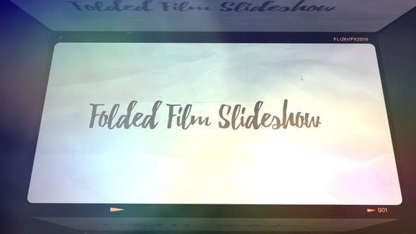 Thumbnail for Folded Film Slideshow
