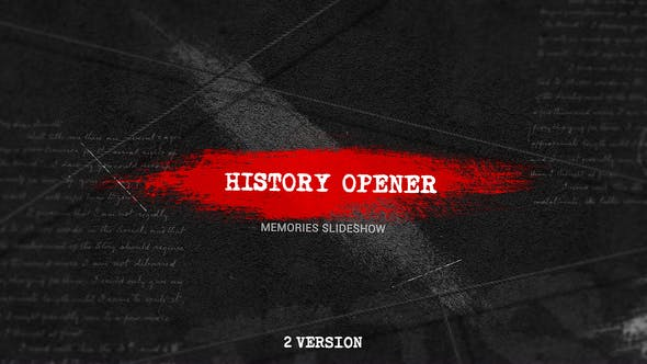 Thumbnail for History Opener