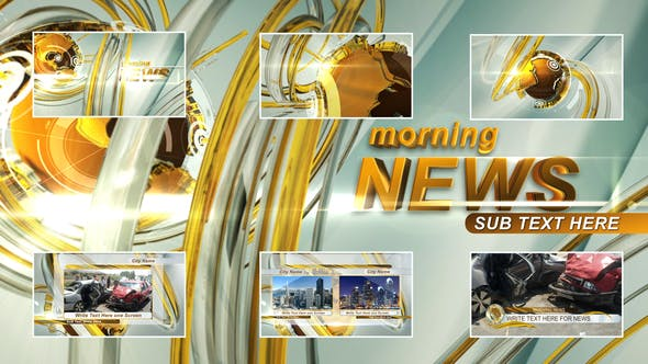 Thumbnail for Morning News Intro
