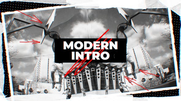 Thumbnail for Modern Energetic Intro