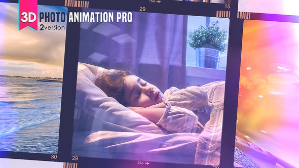 Thumbnail for 3D Photo Animation Pro