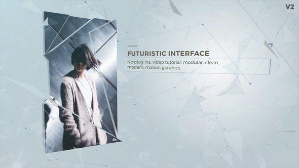 Thumbnail for Futuristic Interface Presentation