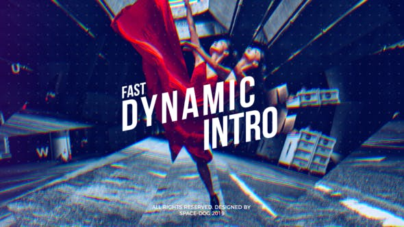 Thumbnail for Dynamic Fast Intro | FCPX or Apple Motion