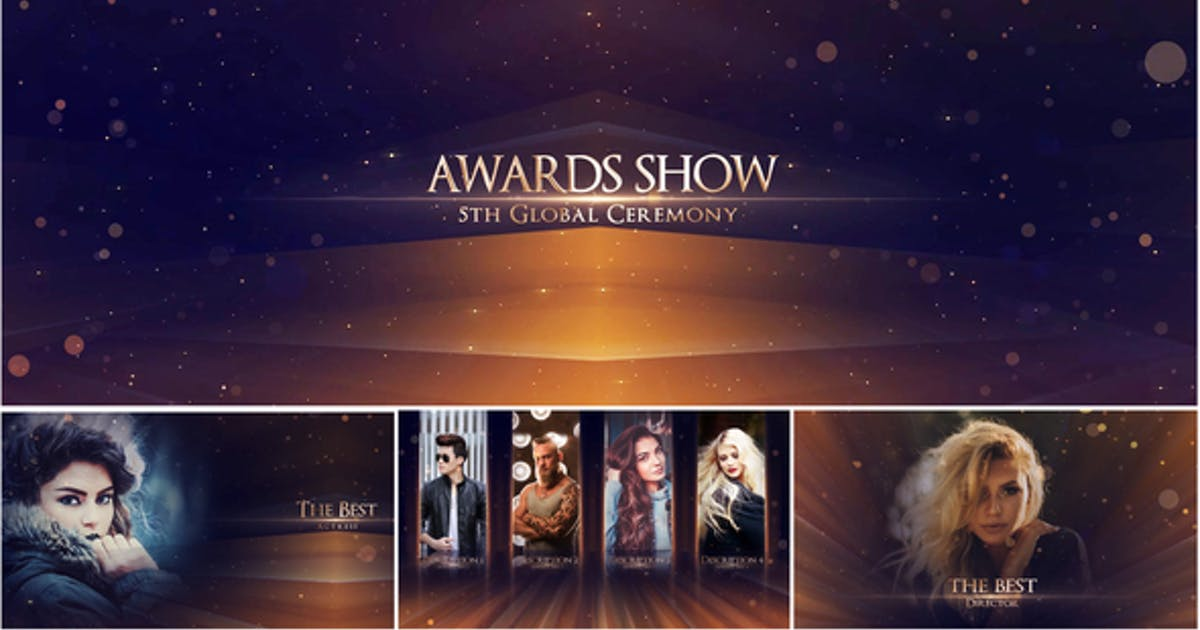 Download Awards Show by mass-media