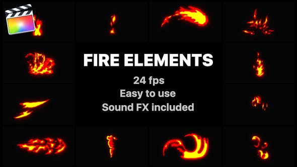 Thumbnail for Flash FX Fire Elemens