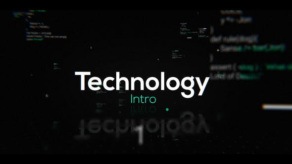 Thumbnail for Technology Intro