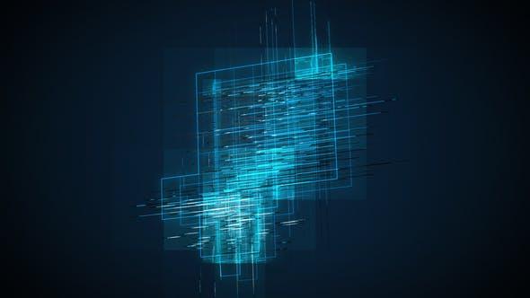Thumbnail for Virtual Glitch - Hi-Tech Logo Reveal