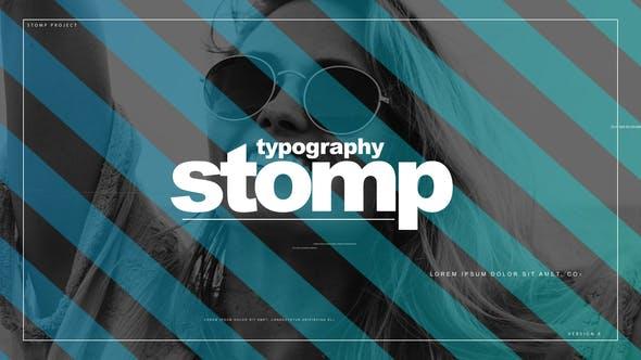 Typo Stomp