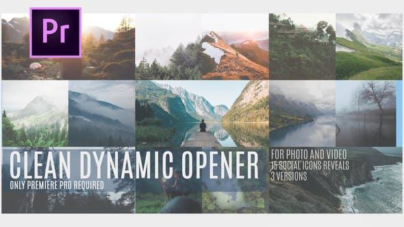Thumbnail for Nettoyer Dynamic Opener