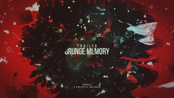Thumbnail for Grunge Memory Bundle