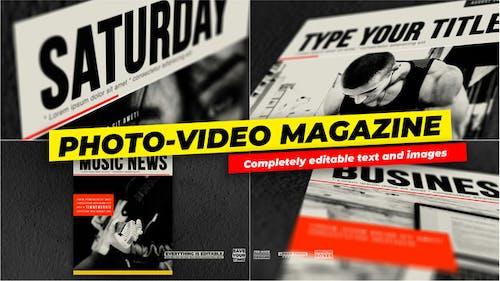 Foto y Vídeo - Portada de Revista