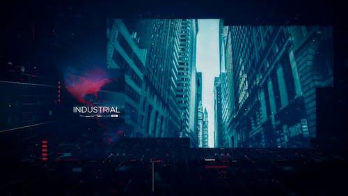 Sci-Fi Corporate