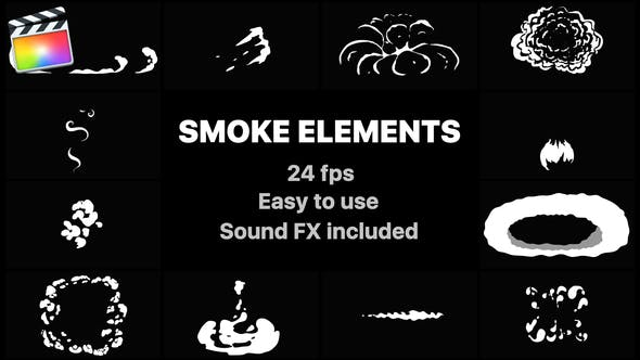 Thumbnail for Flash FX Smoke Elements