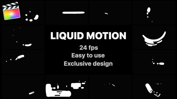 Thumbnail for Liquid Motion Shapes