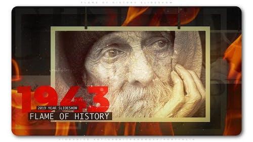 Flame of History Slideshow