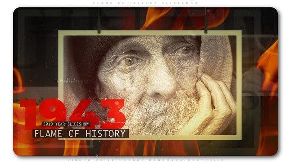 Cover Image for Flame of History Slideshow