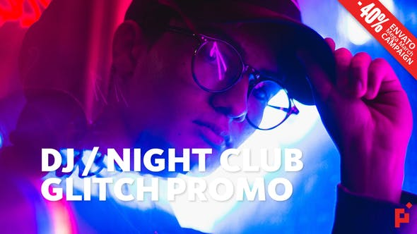 Thumbnail for DJ // Night Club Promo