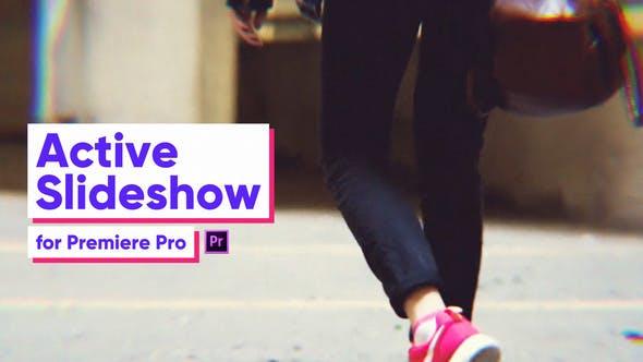 Thumbnail for Summer Slideshow for Premiere Pro
