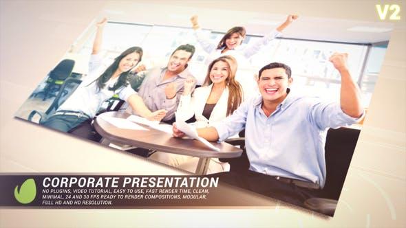 Golden Corporate Presentation