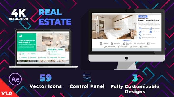 Thumbnail for Real Estate Promo
