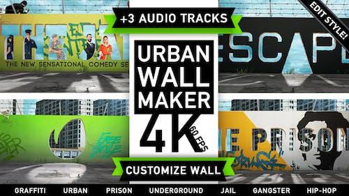 Urban Intro Graffiti Street Art