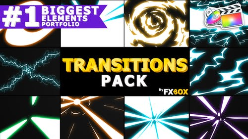 Handy Electric Transitions | FCPX
