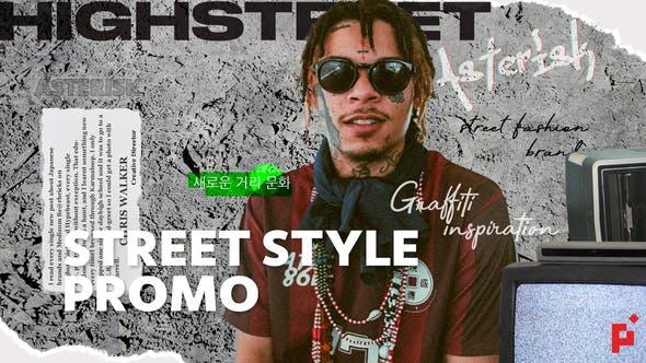 Thumbnail for Street Style Promo