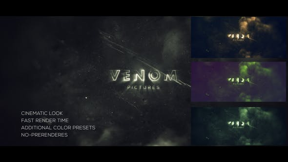 Thumbnail for Venom Logo Reveal