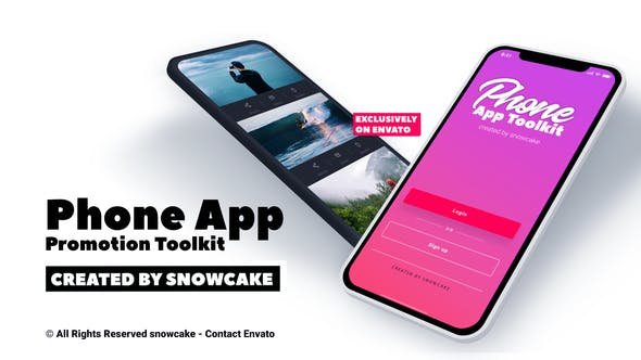 Thumbnail for Phone App Promotion Toolkit