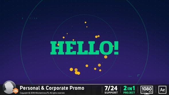 Thumbnail for Portfolio / Company Promo
