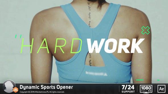 Thumbnail for Dynamic Sports Opener