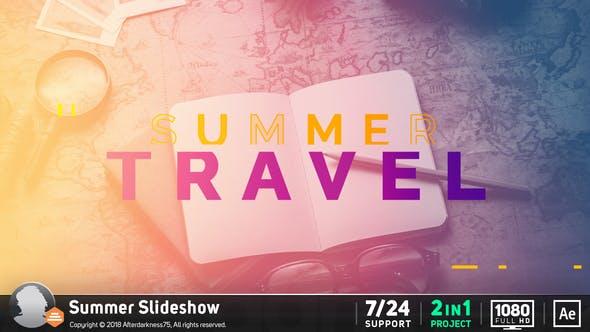 Thumbnail for Summer Slideshow