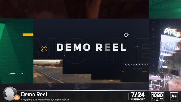 Thumbnail for Demo Reel