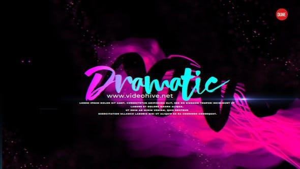 Thumbnail for Abridor de película Dramático