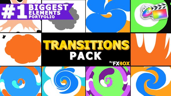 Thumbnail for Funny Transitions | FCPX
