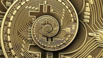 Bitcoin Infinite Zoom