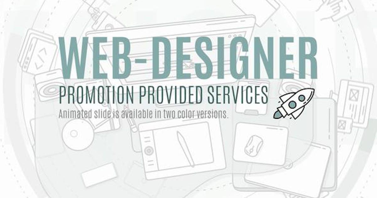 Download Web Designer Promo by ConceptCafe
