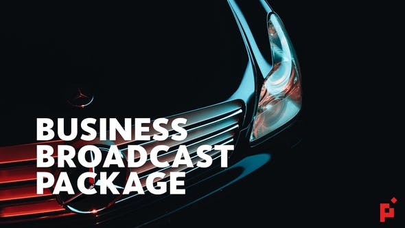 Thumbnail for Business Broadcast Pack | Final Cut Pro X